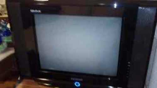 Televisor Tv 29 Pulgadas Flat Pantalla Plana Admiral Negro