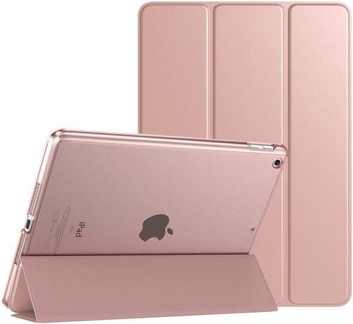 Imagen 1 de 7 de Forro Funda Estuche iPad 7 2019/ 8 2020 10.2 Pulgadas Timovo