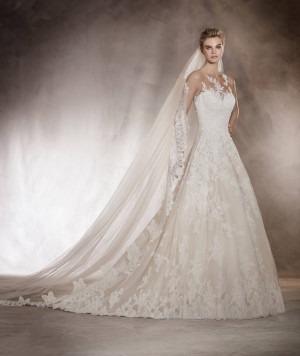 Vestido De Novia Pronovias Angelica