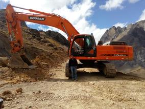 Excavadora Doosan Dx340lca 2013 - Operativo