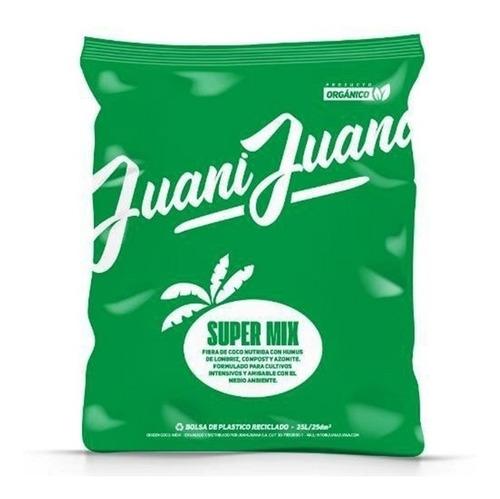 Supermix Juanijuana 25l