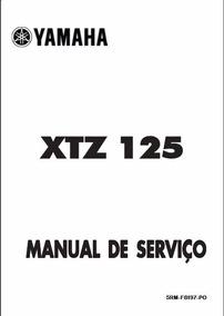 Manual Servico Xtz 125 2002