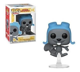 Funko Pop! - Rocky & Bullwinkle - Rocky - (33461) (448)