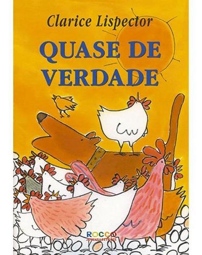 Imagem 1 de 1 de Quase De Verdade (capa Dura)
