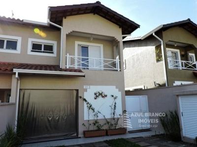 Casa Para Alugar No Bairro Granja Viana Em Cotia - Sp. - 482-2