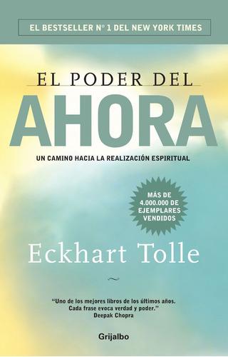Imagen 1 de 1 de El Poder Del Ahora - Eckhart Tolle  - Nuevo- Original