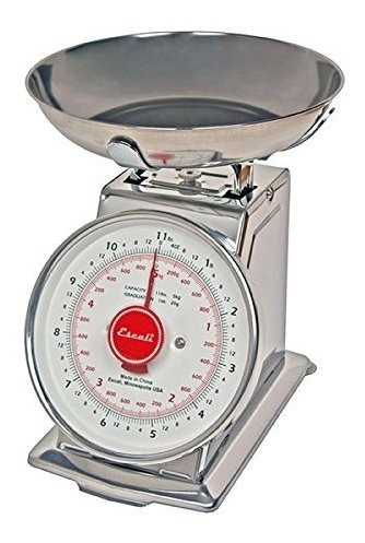 Escali Mercado Classic Design Y Function Scale Stainless Ste