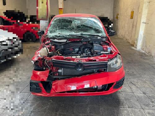 Volkswagen Saveiro 2020 D/c Trendline  Chocado-siniestrado