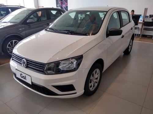 Volkswagen Gol 1.0 Trendline Mpi 12v Flex 5p 2020/2021 0km
