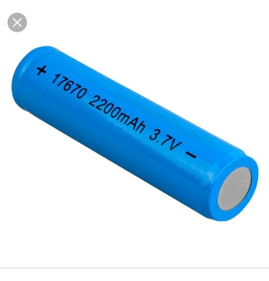 Bateria Recarregável Aa 3.7v Para Visão Noturna 5x40
