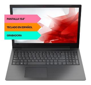 Notebook Lenovo N4000 4gb 500gb 15.6 Teclado Español Dvd