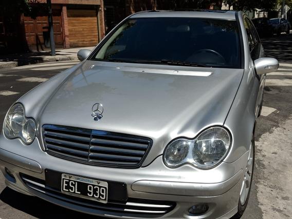 Mercedes Benz Clase C 2.2 C220 Cdi