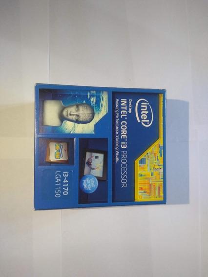 Processador Intel Core I3-4170, 3.7 Ghz, Cache 3mb, Lga 1150