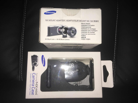 Adaptador Samsung Nx Mini Ed-ma4nxm E Case