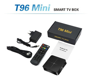 Caja Android Tv Box 2gb Ram/ 16gb Chromecast Videos Netflix