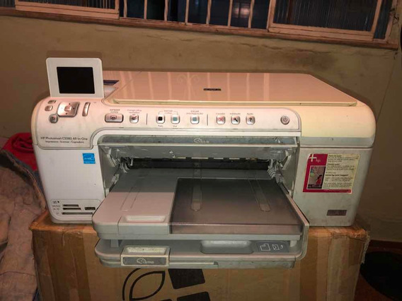 Impressora Multifuncional Hp C5580 - All In One