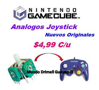 Maquina De Analogo Control Gamecube Joystick Game Cube