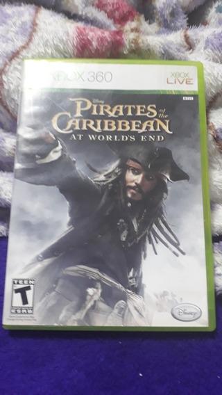 Cede Piratas Do Caribe Xbox360