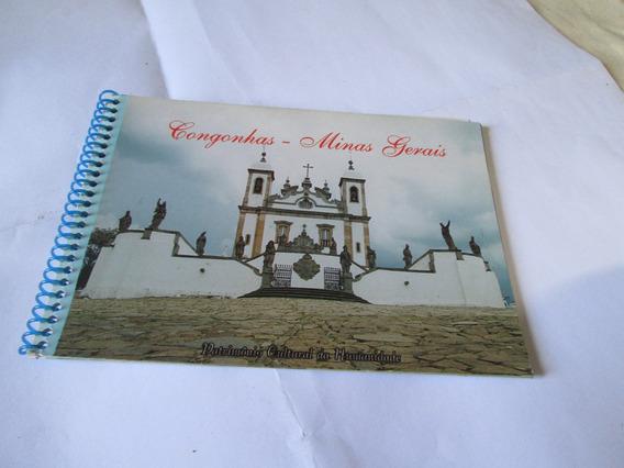 Livro Congonhas Minas Gerais Ref.101