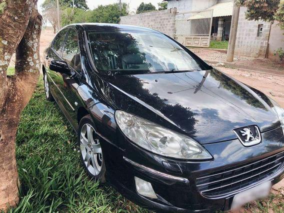 Peugeot 407 3.0 V6 4p 2006