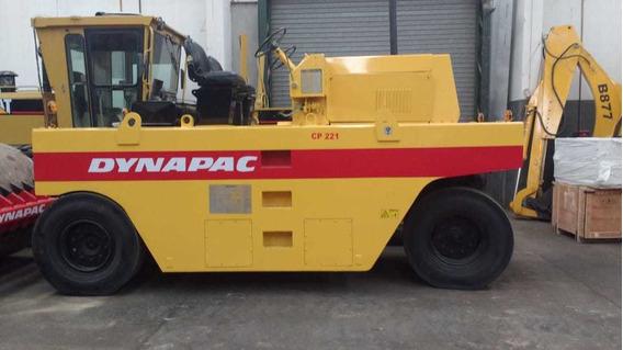 Compactador Neumàtico Dynapac Cp 221