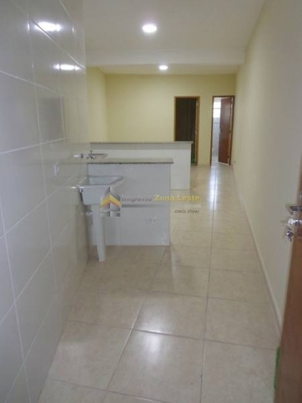 Apartamento Kitnet Para Locação No Bairro Cidade Líder, 1 Dorm, 32 M - 3856