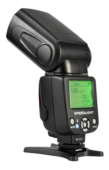 Flash Universal Tr-950 Serve Para Canon E Nikon T4i T6 T5i
