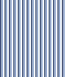 Papel Parede Vinílico Adesivo Listras Azul Marinho