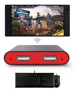 Conversor Bluetooth Teclado Mouse Android Ipega Pg-9116 A49