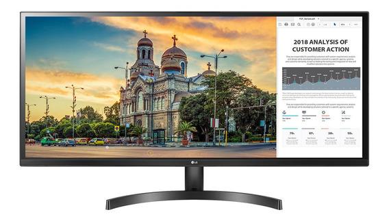 Monitor Led LG 29 Ultrawide Full Hd 29wk500-p - Preto