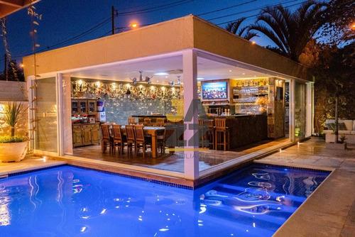 Imagem 1 de 30 de Casa Com 3 Dormitórios À Venda, 226 M² Por R$ 1.900.000,00 - Barão Geraldo - Campinas/sp - Ca13422