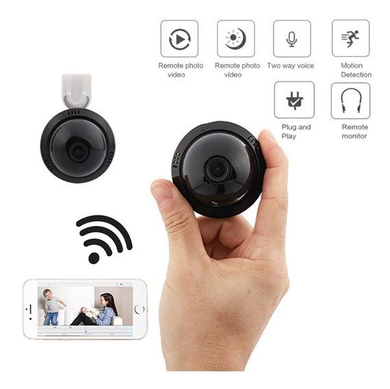 E09 Hd De Segurança Em Casa Mini Wi-fi 1080 P Câmera Ip Se