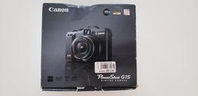 Camera Canon Powershot G15