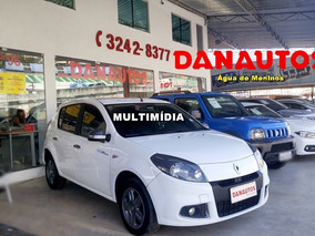 Sandero 1.0 Tech Run Manual Flex 2014