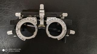 Montura De Prueba Oftalmologia Optica