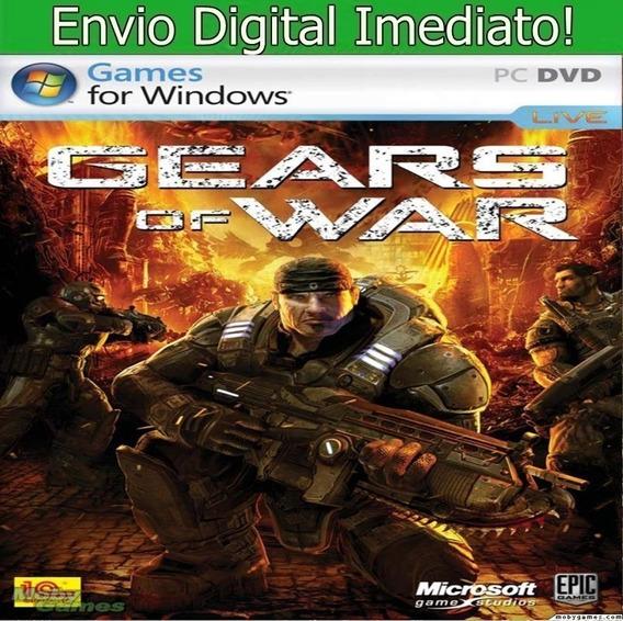 Gears Of War Pc Hd Envio Imediato.