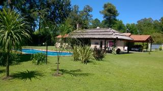 Casaquinta 3 Ambientes 2 Baños 4000 M2 Parque Pileta, Voley