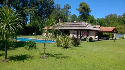 Quinta En Pilar Expect 3 Amb.4.000m2 Parque Pileta Voley