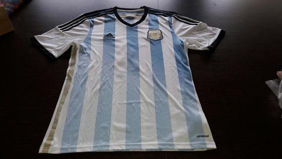 Camiseta Selección Argentina Envío Gratis Talle L