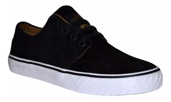 Zapatillas Rusty Yonkers Black Suede