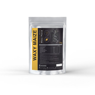 Waxy Maize - Puro - 1kg - Soldiers Nutrition