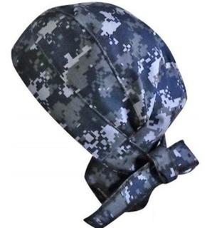 Gorro Quirurgico Camuflado Militar Envio Gratis