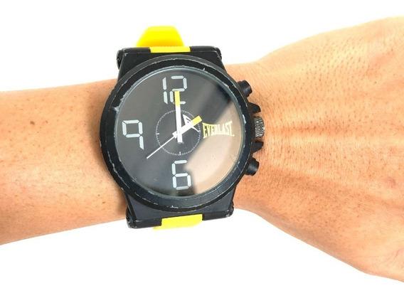 Relógio De Pulso Everlast