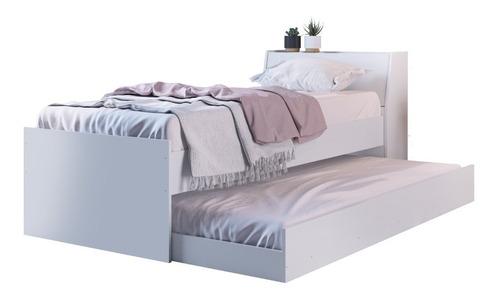 Cama Marinera Bicama Juvenil Dormitorio Cama Auxiliar