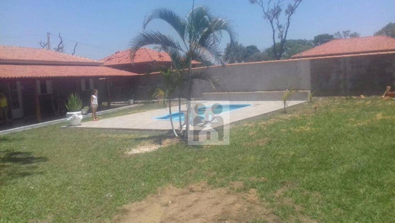 Chácara Residencial À Venda, Zona Rural, Cajuru. - Ch0010