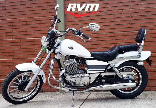 Jawa Rvm Custom 250cc - Motozuni V Lopéz