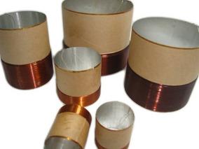 Kit C/5 Bobina Para Pioneer 6x9 600w 550w 4 Ohms 30x50