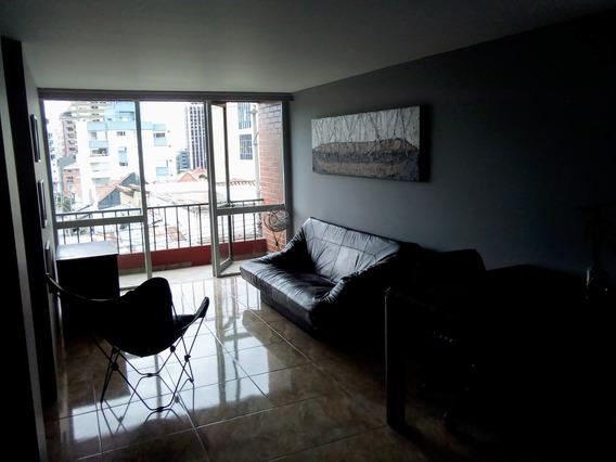 Vendo Apartamento En Chapinero Alto