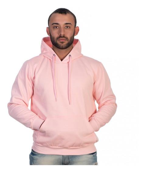 Moletom Masculino Blusa De Frio Bolso E Capuz Variedades Ful