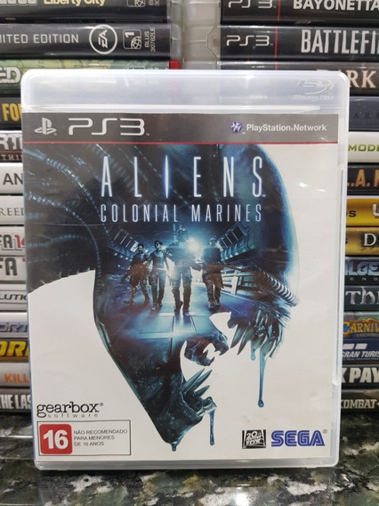 Aliens Colonial Marines ***original***